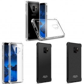 IMAK Shockproof IMAK Shockproof Samsung Galaxy S9 Mobiltelefon veske