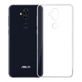 Asus Zenfone 5 Lite silikonetui Gjennomsiktig Zenfone