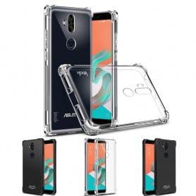 IMAK Shockproof silikonskall Asus Zenfone 5 Lite ZC600KL mobilskall