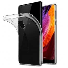 Xiaomi Mi Mix 2 Silikonetui Gjennomsiktig mobilskall