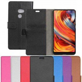 Mobil lommebok 2-kort Xiaomi Mi Mix 2 Mobildeksel