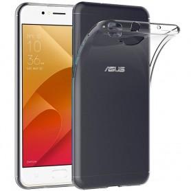 Mobile Zenfone Asus Zenfone 5 Silikonetui Gjennomsiktig