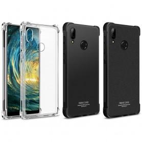IMAK Shockproof silikonetui Shockproof Huawei P20 Lite ANE-LX1 mobiltelefonveske