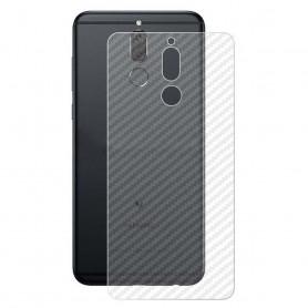 Karbonfiber hudbeskyttende plast Huawei Mate 10 Lite RNE-L21