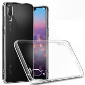 IMAK Clear Hard Case Huawei P20 mobil deksel gjennomsiktig beskyttelses sakonline