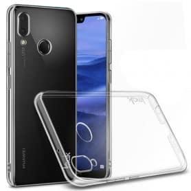 IMAK Clear Hard Case Huawei P20 Lite mobil deksel gjennomsiktig beskyttelse