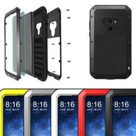 LOVE MER Powerful Xiaomi Mi Mix 2 stålskall kraftig mobilskall