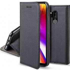 Moozy Smart Magnet FlipCase LG G7 ThinQ G710EM mobiltelefon veske