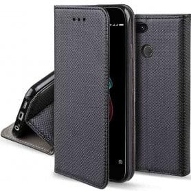 Moozy Smart Magnet FlipCase Xiaomi Mi A1 beskyttelsesdeksel for mobil
