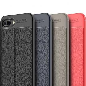 Skinnmønstret TPU-skall Huawei Honor 10 mobiltelefon beskyttelsesetui caseonline