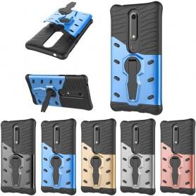 Sniper Case mobil deksel Nokia 6.1 2018 TA-1054 caseonline beskyttelsesetui