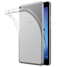 """Huawei MediaPad T3 10 9.6 """"silikonetui gjennomsiktig"""