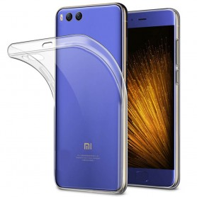 Xiaomi Mi 6 Mobile Shell Silikon Må være gjennomsiktig