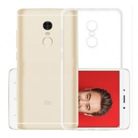 Xiaomi Redmi Note 4x Silikonetui Gjennomsiktig Redmi