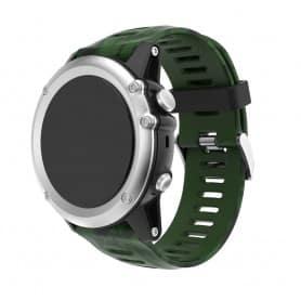 Camo-armbånd Garmin Fenix 3 / 5X gps smartwatch caseonline