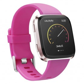 Sport armbånd for Fitbit Versa - Pink