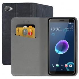 Moozy Smart Magnet FlipCase HTC Desire 12 mobil deksel