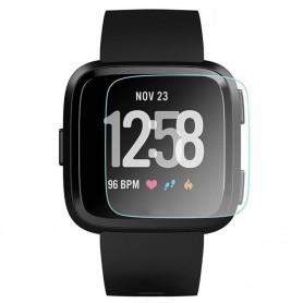 Fitbit Versa skjermdeksel herdet glass skjermbeskytter