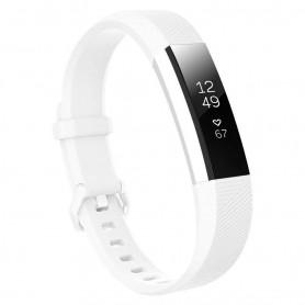 Sport armbånd for Fitbit Alta HR - Hvit