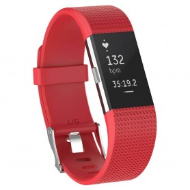 Sport armbånd for Fitbit Charge 2 - Rød