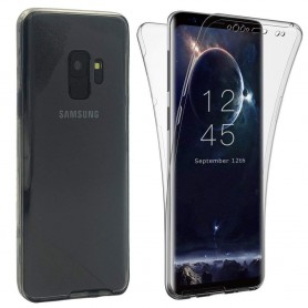 360 full silikonskall Samsung Galaxy A6 Plus 2018