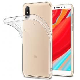 Xiaomi Redmi S2 Silikonetui Gjennomsiktig Redmi