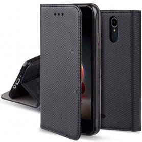 Moozy Smart Magnet FlipCase LG K9 2018 mobil shell caseonline