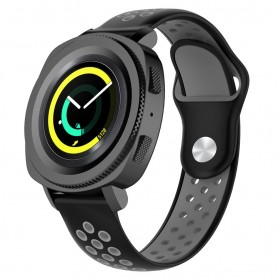 EBN Sport Armbånd Samsung Gear Sport - svart / grå