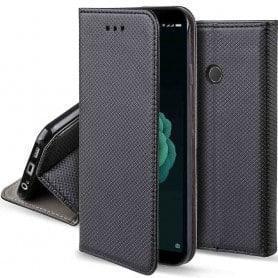 Moozy Smart Magnet FlipCase Xiaomi Mi A2 mobil deksel