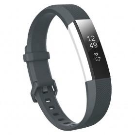 Sport armbånd for Fitbit Alta HR - Grå blå