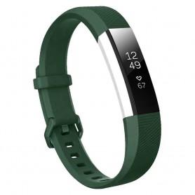 Sport armbånd for Fitbit Alta HR - Mørk grønn