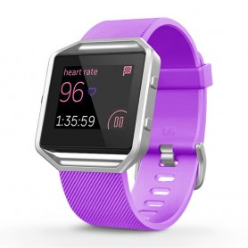 Sport armbånd for Fitbit Blaze - Lilla