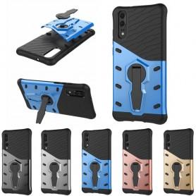 Sniper Case Huawei P20 Pro Mobildeksel med stativ