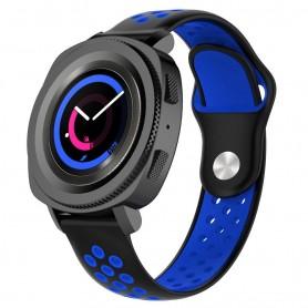 EBN Sport Armbånd Samsung Gear Sport - svart / blå