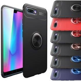 Slim Ring Case Huawei Honor 10 mobil shell fingerring
