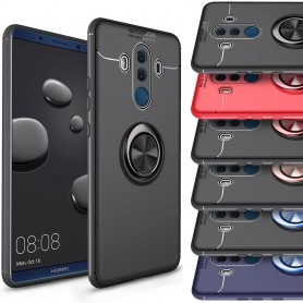 Slim Ring Case Huawei Mate 10 Pro mobil shell selfie