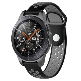EBN Sport Armbånd Samsung Galaxy Watch 46mm-Black / Grey