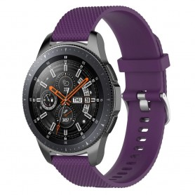 Sport Armbånd Samsung Galaxy Watch 46mm-Purple