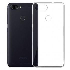 Asus Zenfone Max Plus Silikonetui Gjennomsiktig Zenfone