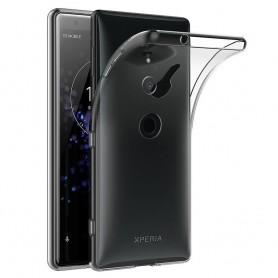Sony Xperia XZ3 Silikonetui Gjennomsiktig mobilskall