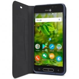 Doro 8035 FlipCover - Svart mobil FlipCover