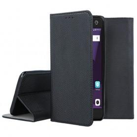Moozy Smart Magnet FlipCase ZTE Blade V8 mobiltelefon veske