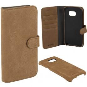 Mobil lommebok 4-kort magnetisk 2i1 Samsung Galaxy S7 Edge