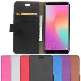 Mobil lommebok 2-kort Huawei Honor View 10 mobil skallveske