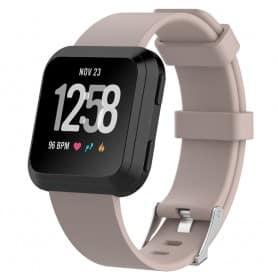 Sport armbånd for Fitbit Versa - Beige