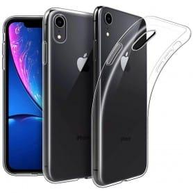 """Apple iPhone XR 6.1 """"Silikonetui Gjennomsiktig mobilskall"""