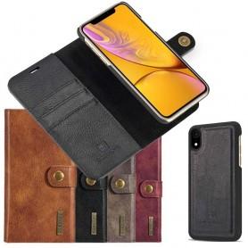 Mobil lommebok magnetisk DG Ming Apple iPhone XR mobilveske caseonline
