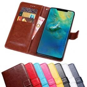 Mobil lommebok 3-kort Huawei Mate 20 Pro mobilveske