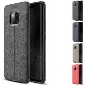 Skinnmønstret TPU-deksel Huawei Mate 20 PRO mobildeksel