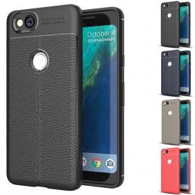 Skinnmønstret TPU-skall Google Pixel 2 mobilskall silikon